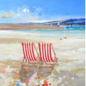 Deckchairs, St Ives
